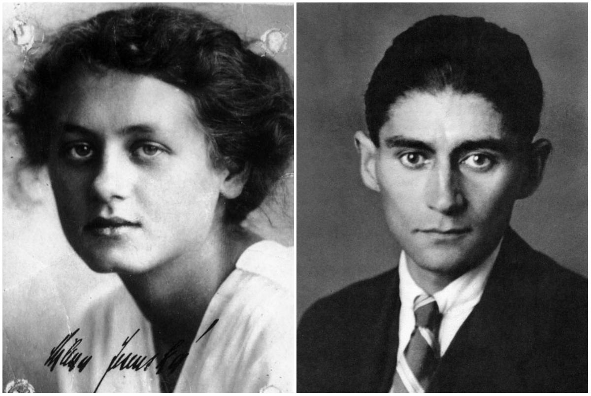 Milena Jesenská, Franz Kafka