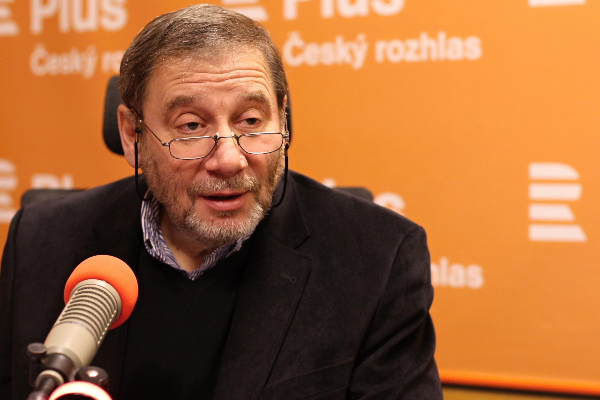 Hostem Osobnosti Plus byl Tomáš Töpfer