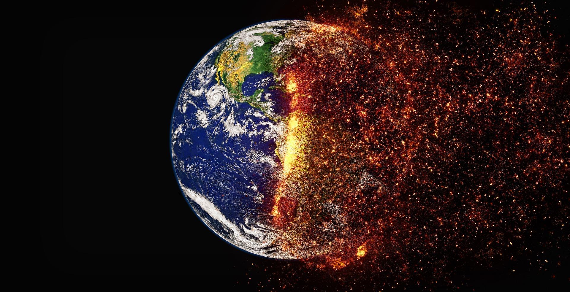 Globální oteplování