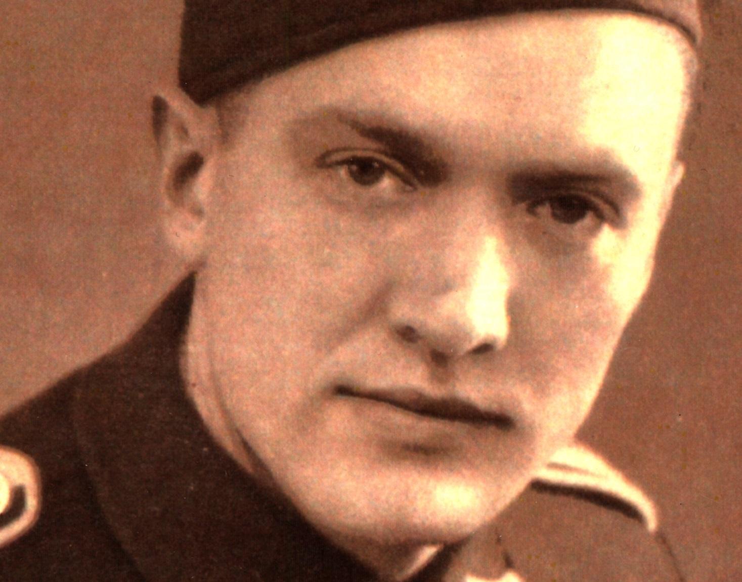 Dvacetiletý Alois Dubec