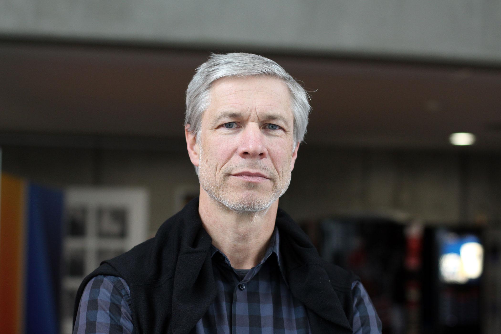 Šimon Caban, scénograf, choreograf, fotograf, režisér a obecně divadelní a filmový tvůrce